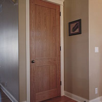 Great Bayer Built Woodworks   Interior Doors